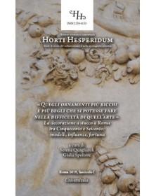 Horti Hesperidum 2019...