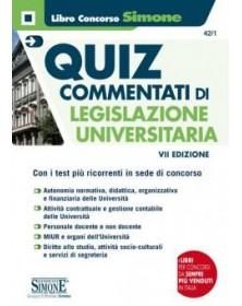 42/2 Quiz legislazione...