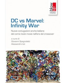 DC vs Marvel: infinity war....