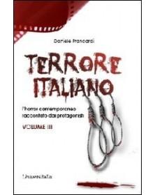 Terrore italiano. Vol. 3:...