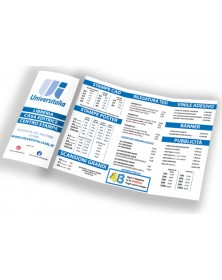 Pieghevoli e Brochure